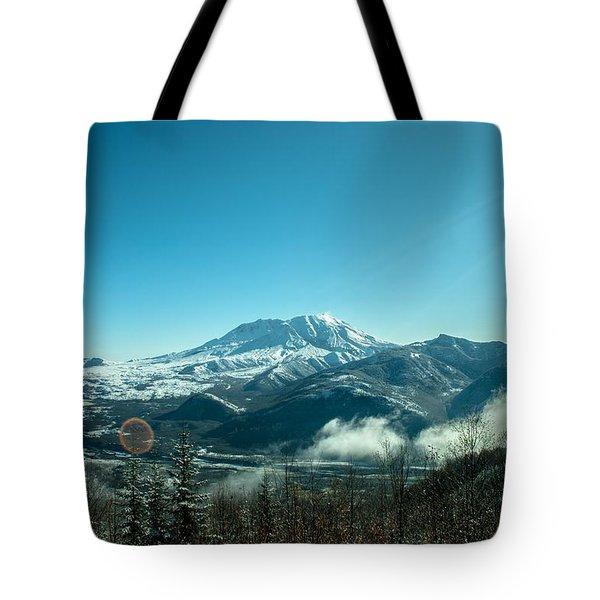 St Helens Big View Tote Bag