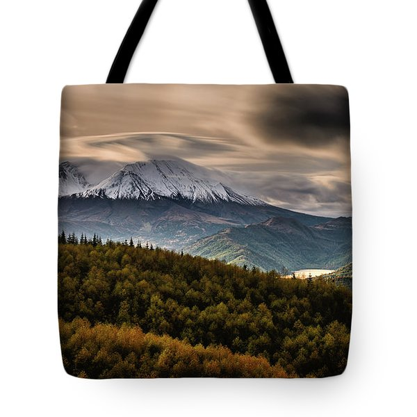 St. Helens Wrath Tote Bag