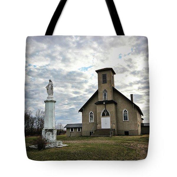 St Hubert Tote Bag