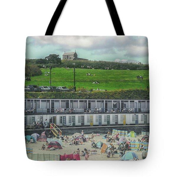 St Ives Cornwall Tote Bag
