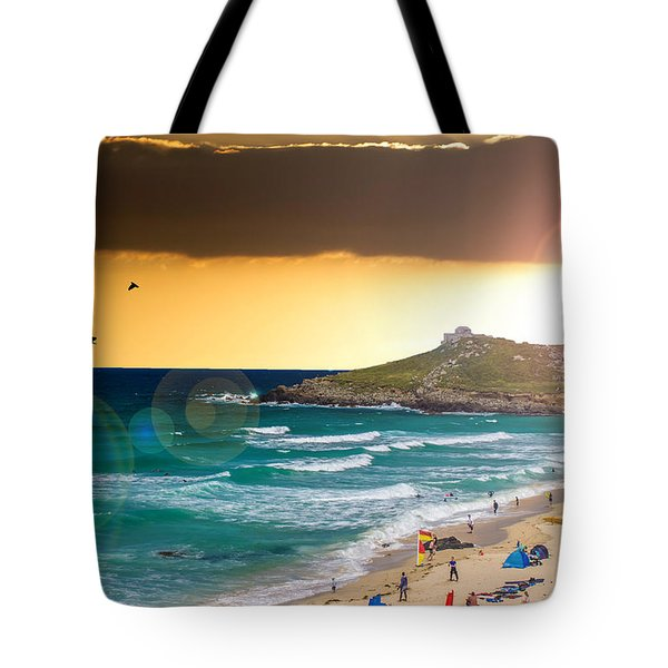 St Ives Cornwall Uk Tote Bag