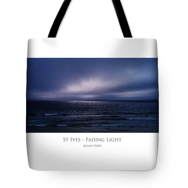 St Ives - Fading Light Tote Bag