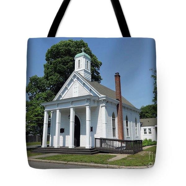 St Johns Ev Lutheran Church  Tote Bag