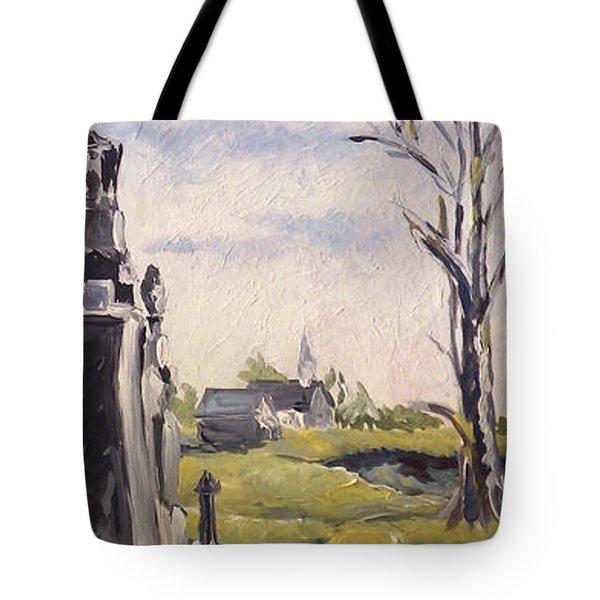 St. John's Tote Bag