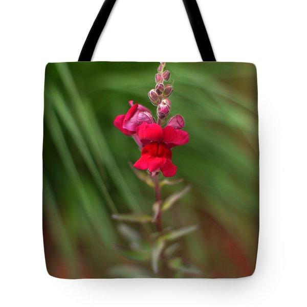 St. Johns Park Flower 872 Tote Bag