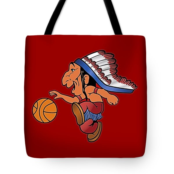 St Johns Redmen I Tote Bag