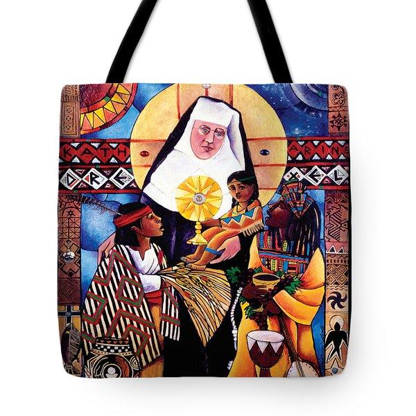 St. Katharine Drexel - Mmkdr Tote Bag