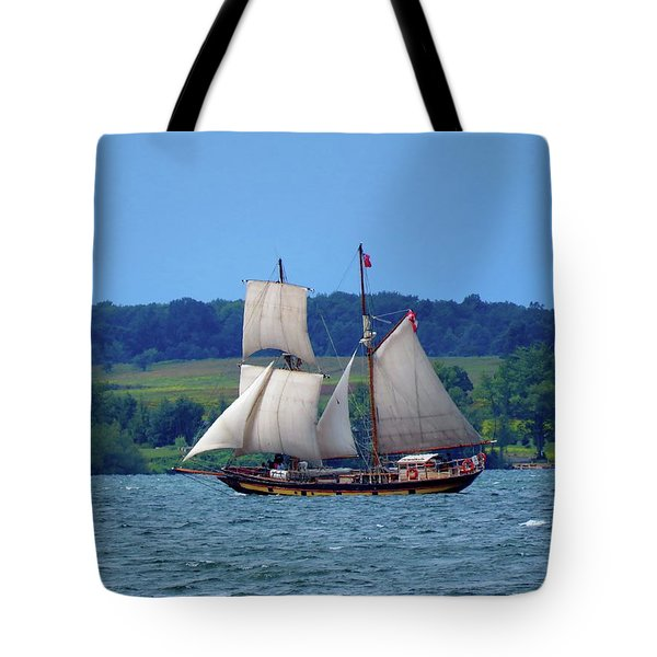 St. Lawrence II  Tote Bag