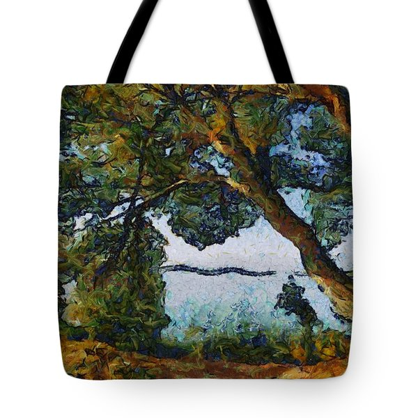 St. Lawrence Point Tote Bag