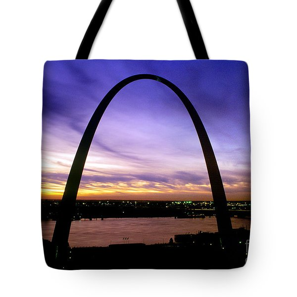 St. Louis, Missouri Tote Bag