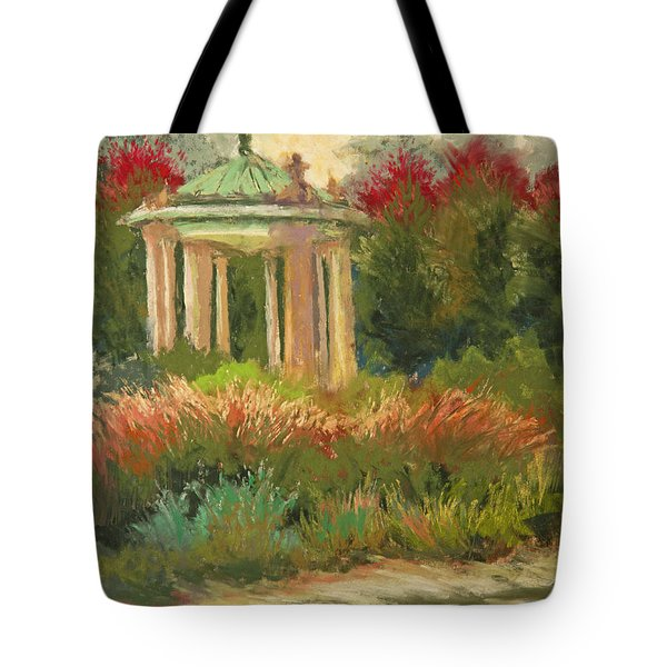 St. Louis Muny Bandstand Tote Bag