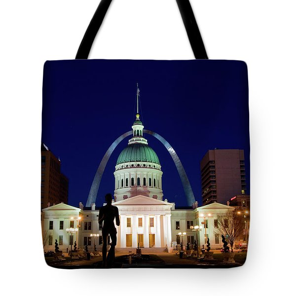 St. Louis Tote Bag