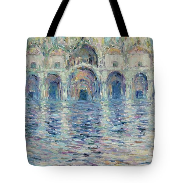 st-Marco square- Venice Tote Bag