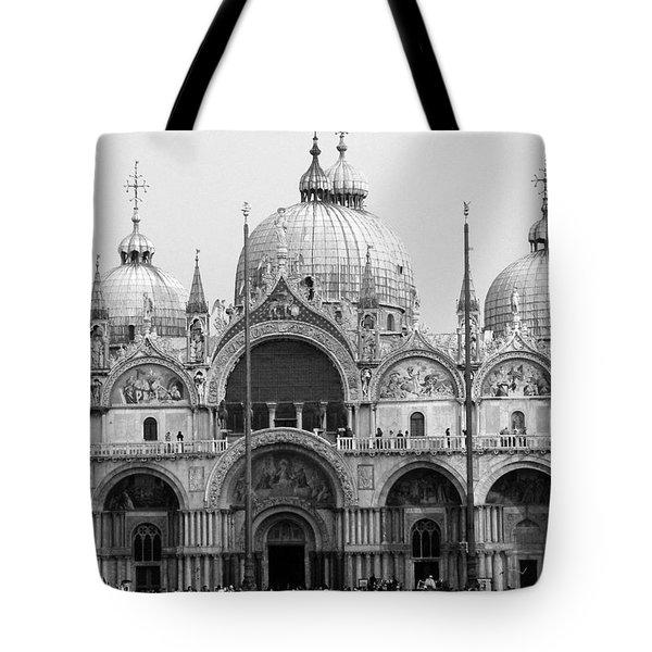 St. Marks Tote Bag