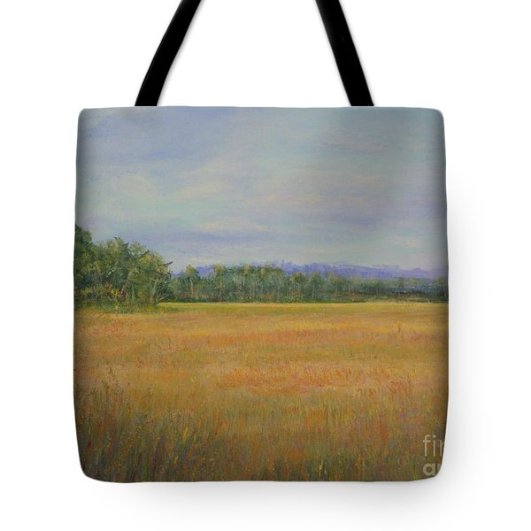 St. Marks Refuge I - Autumn Tote Bag