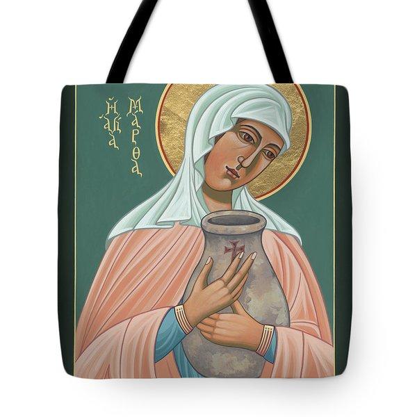 St Martha Of Bethany  Tote Bag
