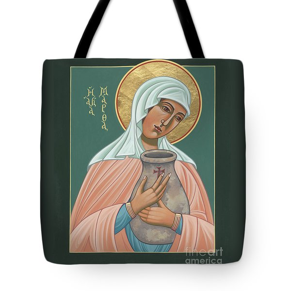 St Martha Of Bethany  Tote Bag