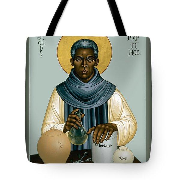 St. Martin De Porres - Rlmpc Tote Bag