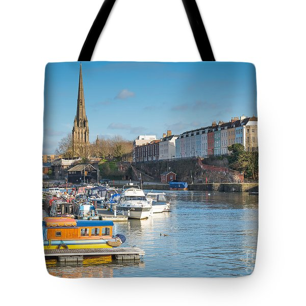 St Mary Redcliffe Church, Bristol Tote Bag