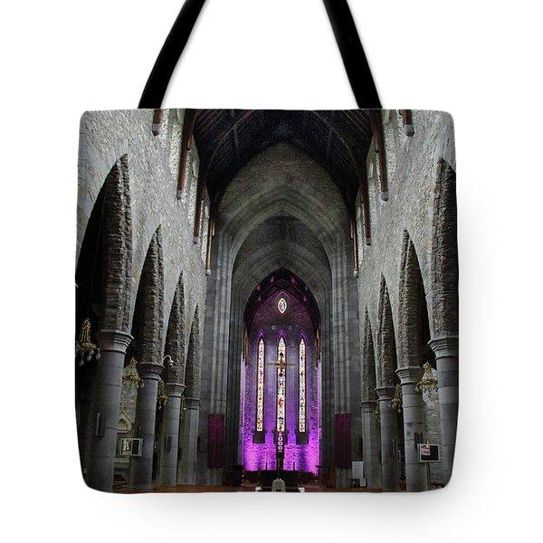 St. Mary's Cathedral, Killarney Ireland 1 Tote Bag