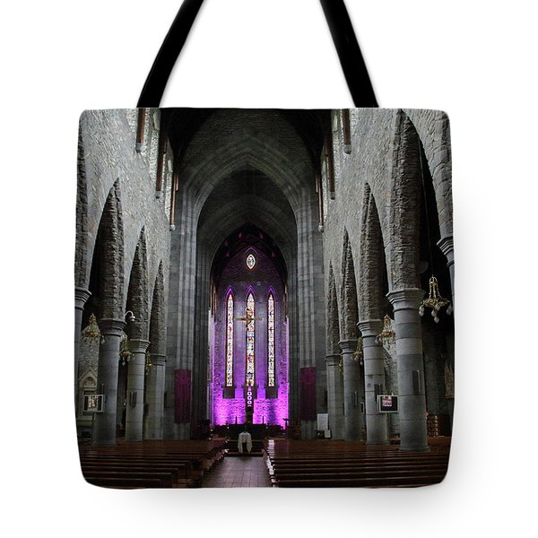 St. Mary's Cathedral, Killarney, Ireland 2 Tote Bag