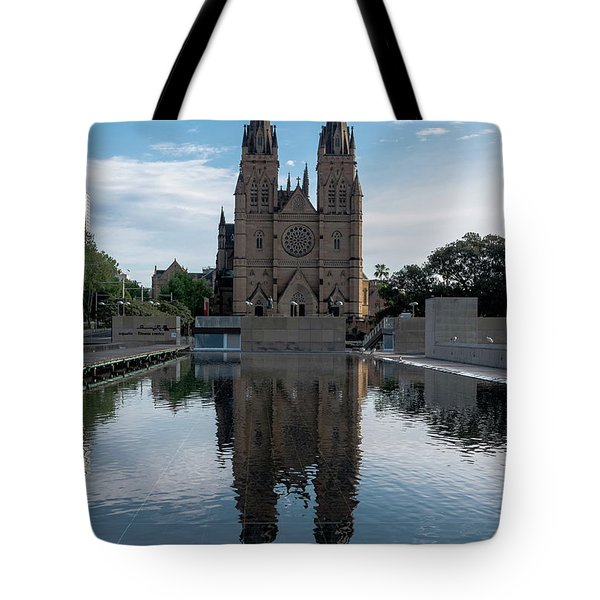 St Mary's Cathedral Tote Bag