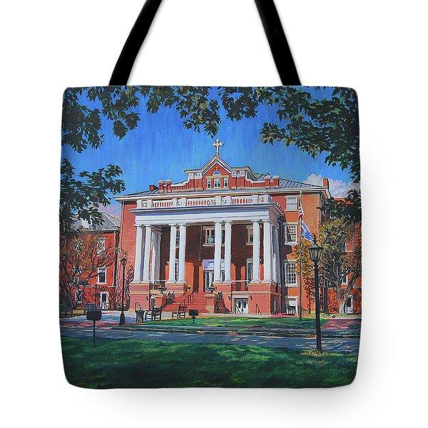 St Marys School Tote Bag
