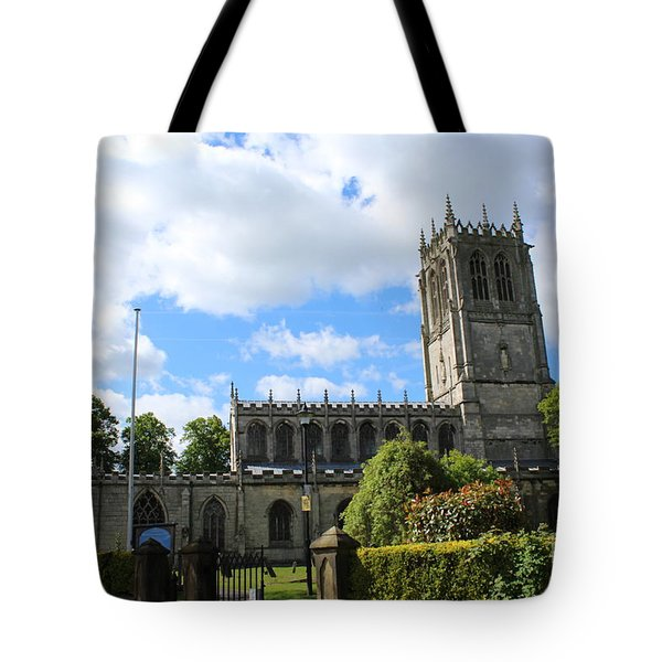 St. Mary's,tickhill Tote Bag