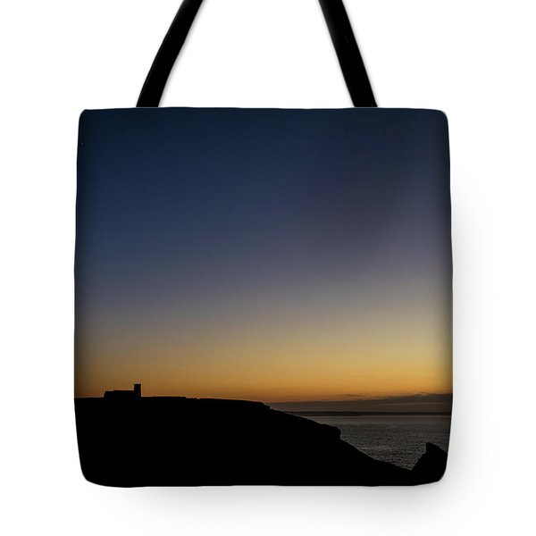 St. Materiana's Church, Tintagel Tote Bag