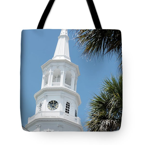 St. Michael's Tote Bag