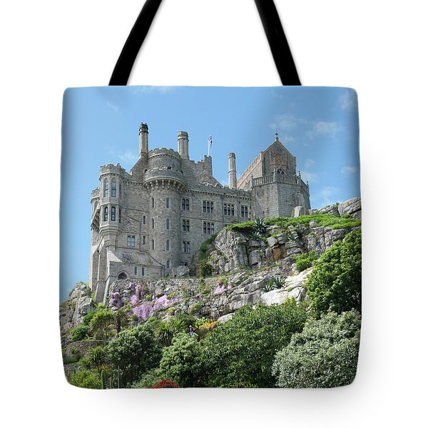 St Michael's Mount Castle II Tote Bag