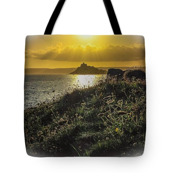 St Michaels Mount  Tote Bag