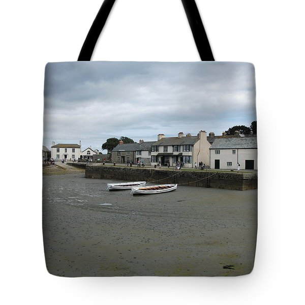 St Michael's Mount Habour Tote Bag