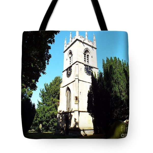 St. Michael's,rossington Tote Bag