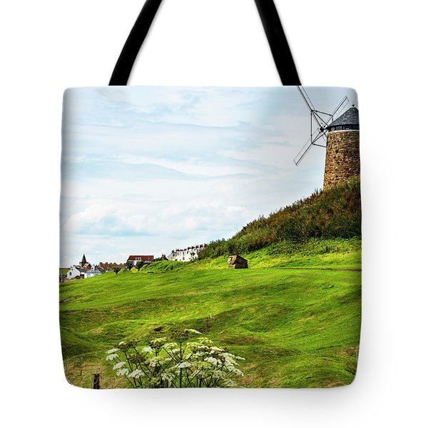 St Monans Windmill Tote Bag