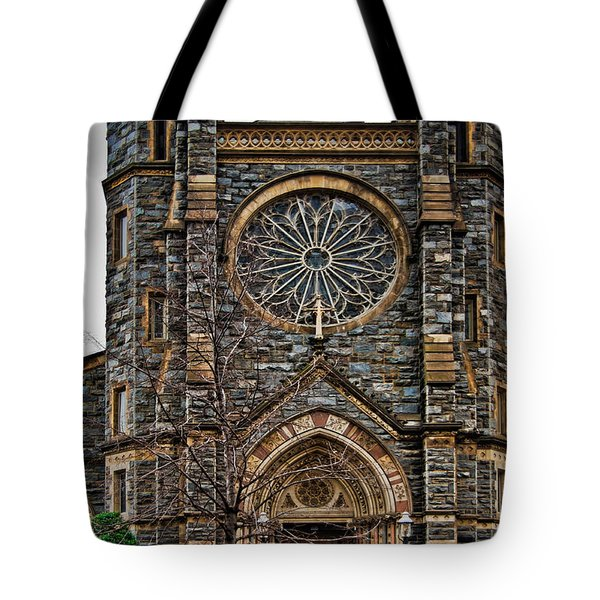 St. Patrick's Church Tote Bag