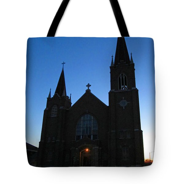 St. Patrick's Of Escanaba Tote Bag