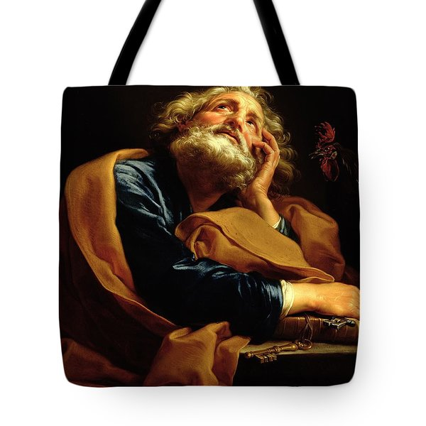 St Peter Tote Bag