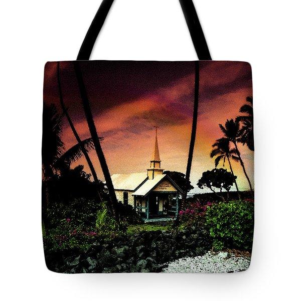 St Peter Tote Bag