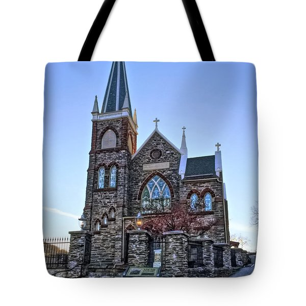 St. Peter's Harpers Ferry Tote Bag