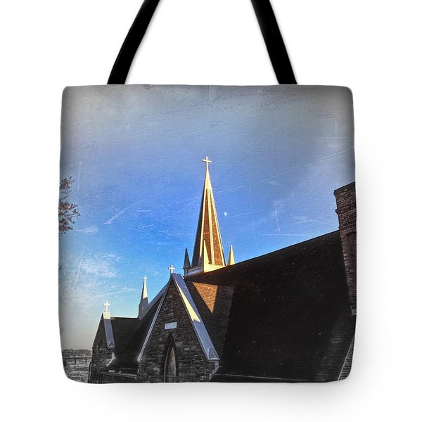 St. Peter's Spire Tote Bag