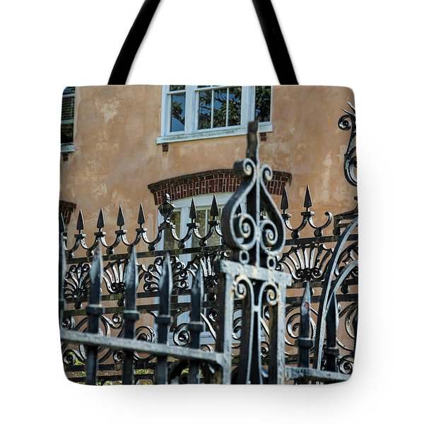 St. Philip's Gate Tote Bag