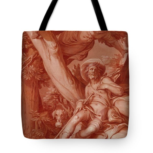 St. Roch Tote Bag