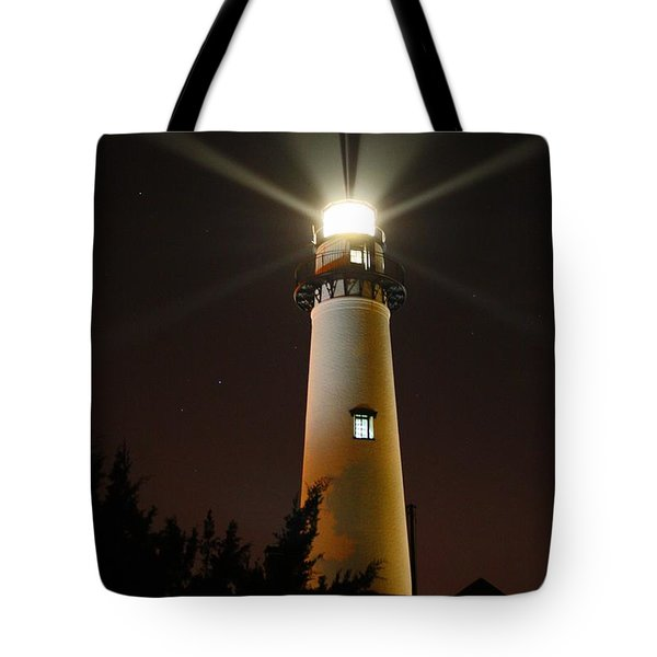 St Simons Island Lighthouse Tote Bag