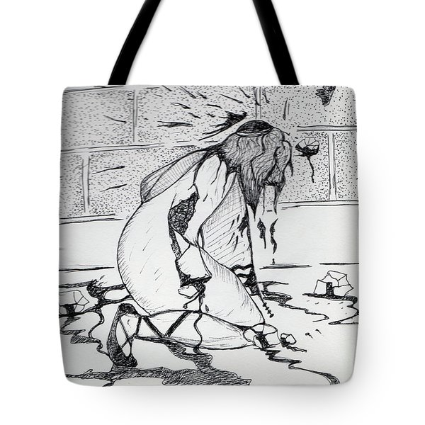 St Stephen Tote Bag