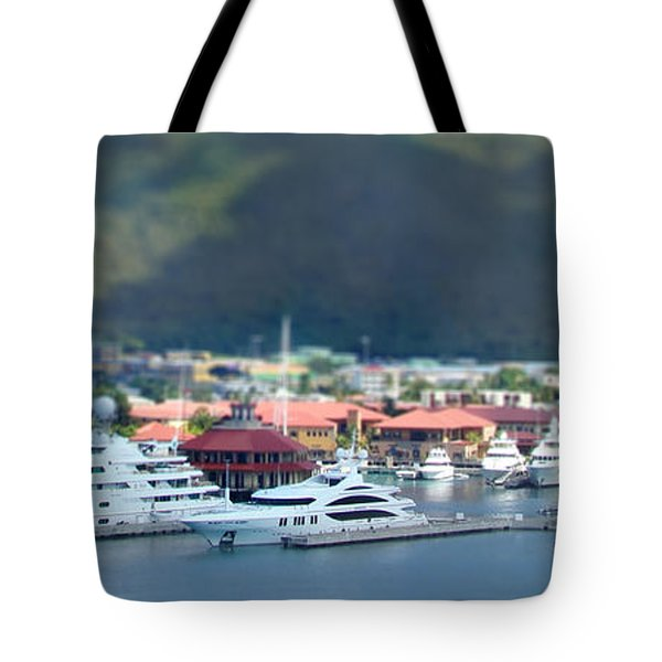 St. Thomas Us Virgin Islands Tote Bag