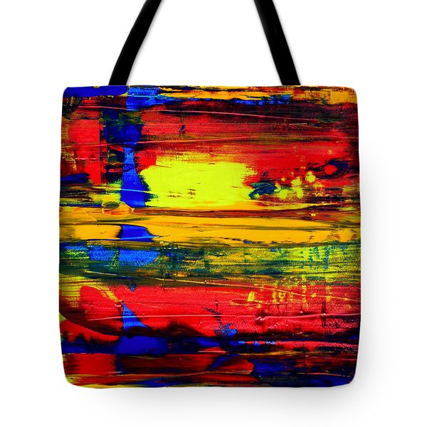Stability Tote Bag