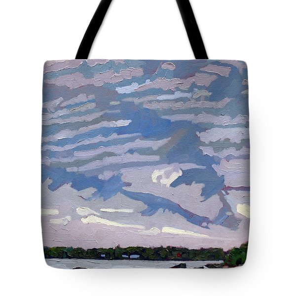 Stable Layer Tote Bag