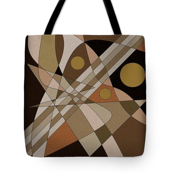 Staccato Tote Bag