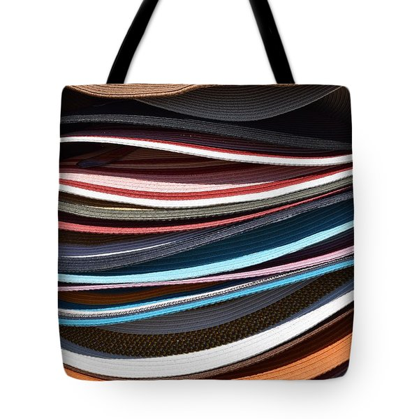 Stacked Sombreros Tote Bag